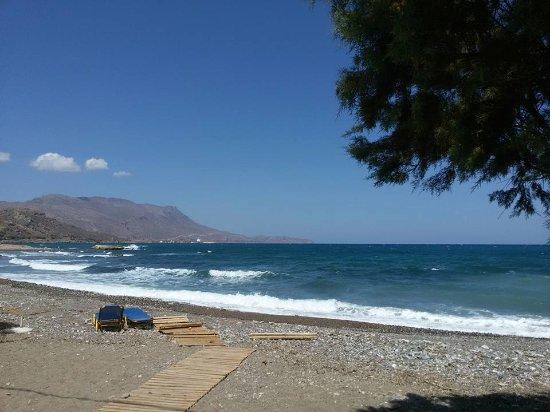 Christina Beach Hotel: Δίπλα στη Θάλασσα...