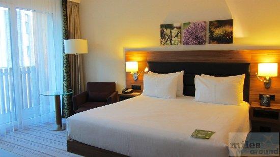 Schlafzimmer - Picture of Hilton Garden Inn Davos, Davos - TripAdvisor