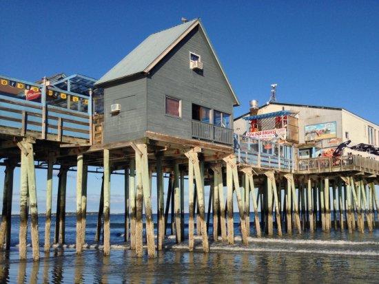pier patio pub picture of pier patio pub old orchard beach rh tripadvisor co za