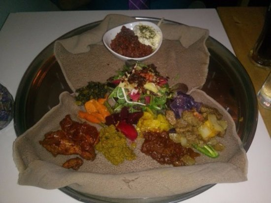 Photo of African Restaurant Nunu at 1178 Queen St W, Toronto M6J 1J5, Canada
