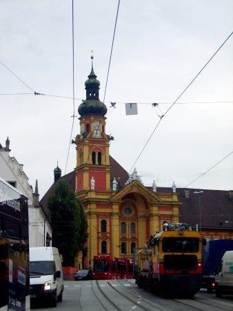 Austria Trend Hotel Congress Innsbruck: Zona cerca del centro