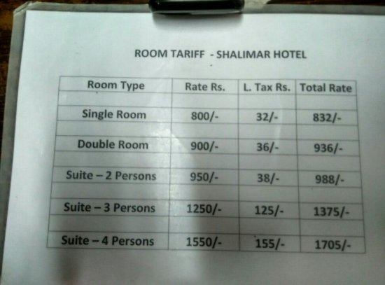 Budget Hotel Near Pune Railway Station Review Of Shalimar