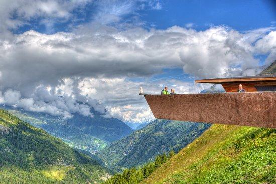 Timmelsjoch High Alpine Road
