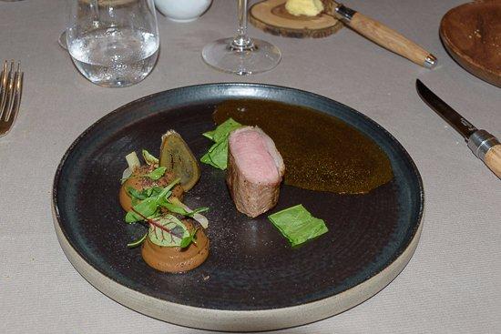 Ville D'Avray, Frankrijk: Selle d'agneau