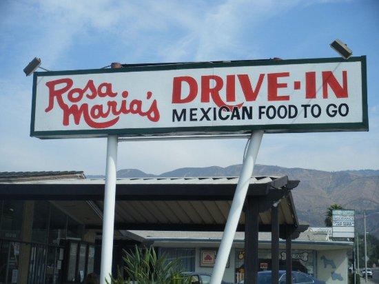 Rosa Maria's Mexican Restaurant | Burrito San Bernardino