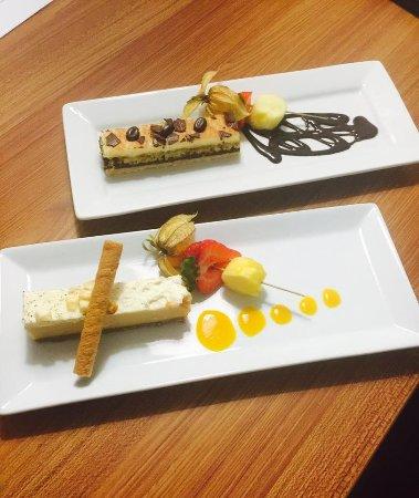 Bromont, Canada: Desserts