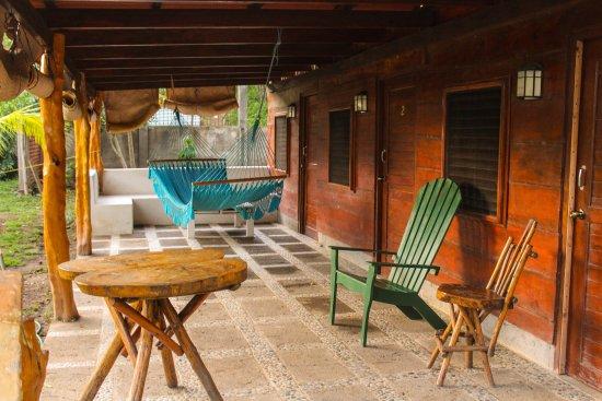 Terraza Bungalow De Madera Picture Of Hostal Villas Mexico