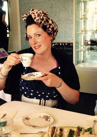 Lincoln, New Zealand: High Tea with the girls