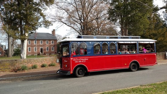 ‪Trolley Tours of Fredericksburg‬