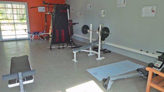 Salle De Fitness Photo De Camping Sandaya Soustons Village