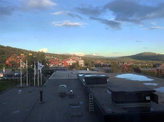 Beitostolen, Norway: Morgenstund på Beitostølen