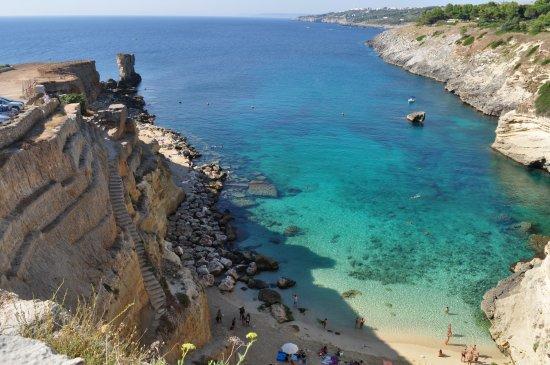 Francis Vacanze Relax & Sun: Spaggia di Miggiano,200 mt dall'appartamento
