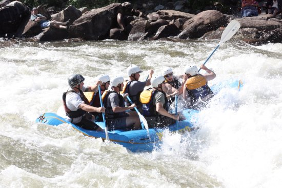 Wildwater Rafting - Ocoee : More Olympic Whitewater