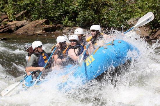 Ducktown, TN: Class 5 White Water