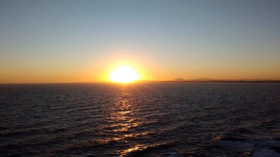 Punta Ballena, Uruguay: O mais lindo por do sol do Uruguai