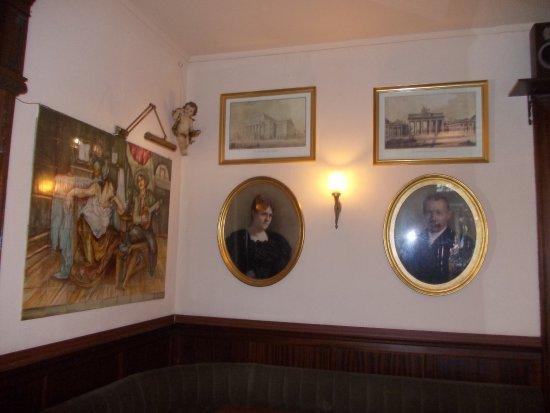 Gasthaus Krombach: Saletta interna, particolare 3