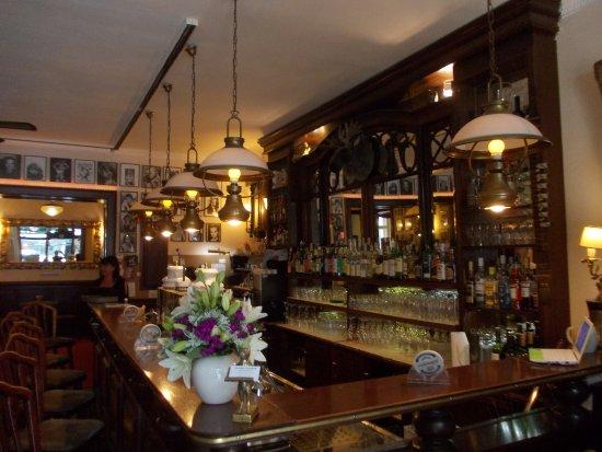 Gasthaus Krombach: Bancone all'ingresso
