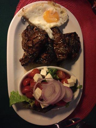 Joplins Pub and Steak Grill : Lamb