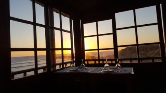 Restaurante A Choupana : Der schhönste Platz