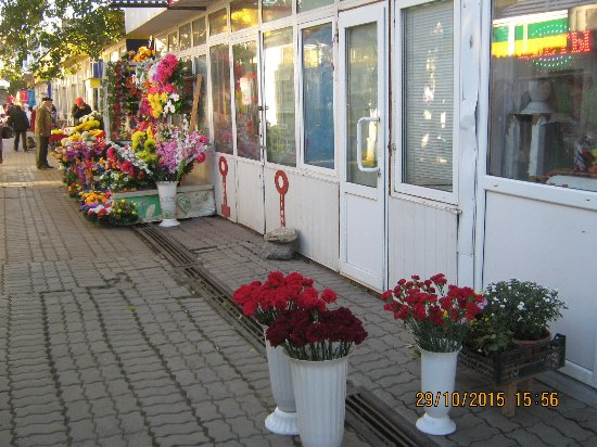 Nikolayevskiy Market