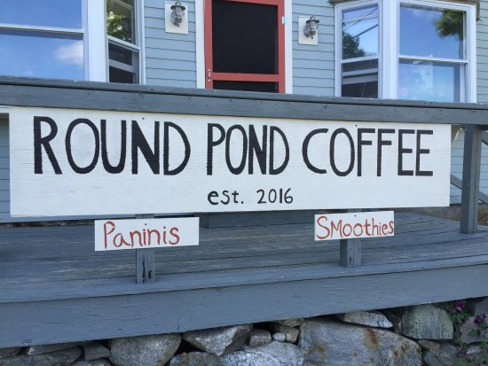 Round Pond Coffee welcomes you!