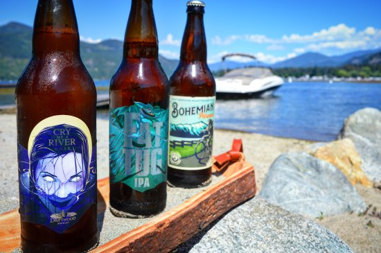 Christina Lake, Καναδάς: Featured Beers