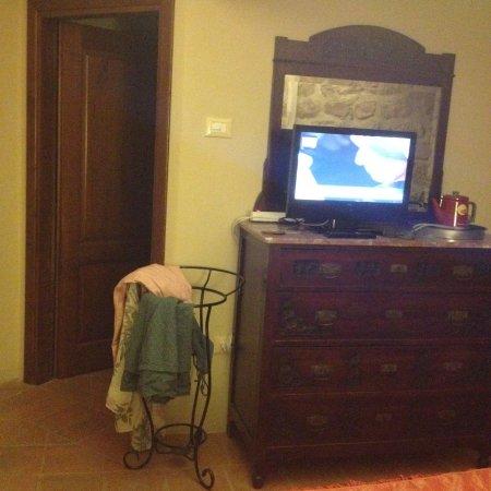 particolari della camera da letto - Picture of Il Cardo ...