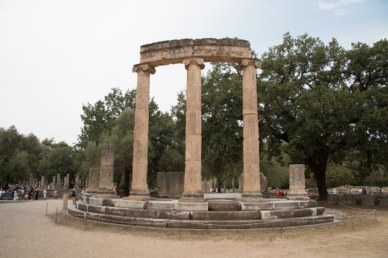 TaxiKatakolo Tours to Ancient Olympia by Stamos : Olympia - Aug 2016