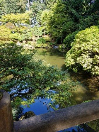 Zen Garden At The Portland Japanese Garden Picture Of Portland Japanese Garden Portland