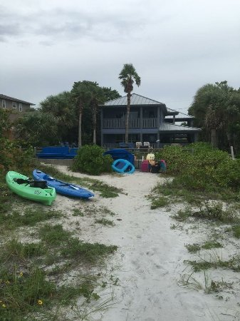 Kayaks Picture Of Gulfside Resorts Indian Rocks Beach