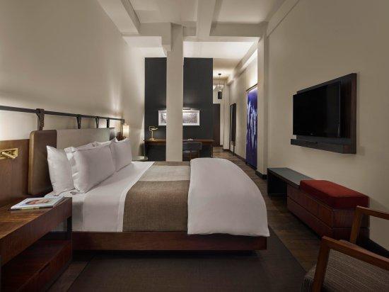Refinery Hotel : Studio King