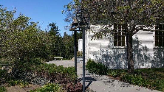 The Old Santa Rosa Creek Chapel