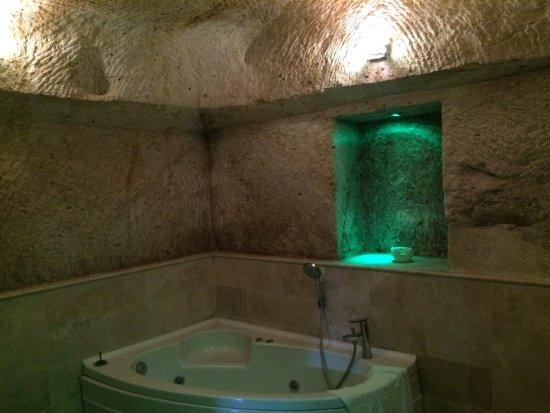Cappadocia Castle Cave Hotel: Suit oda görselleri