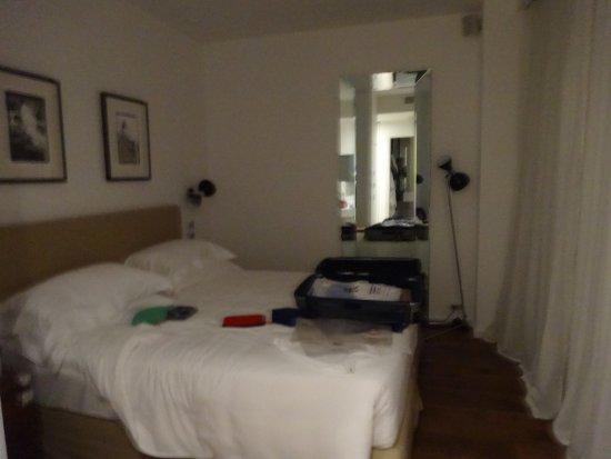 Habitación De 16 Metros Cuadrados No Es Propo De Un Hotel 5 Estrellas Picture Of Hotel Excelsior Congress Spa Lido Pesaro Tripadvisor