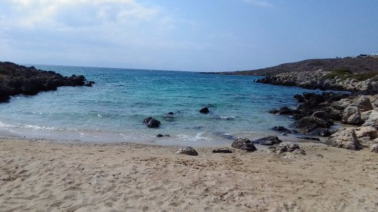 Tersanas, Grecja: Spiaggia