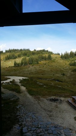 Purcell Mountain Lodge: 20160904_101526_large.jpg