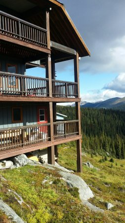Purcell Mountain Lodge: 20160904_102827_large.jpg