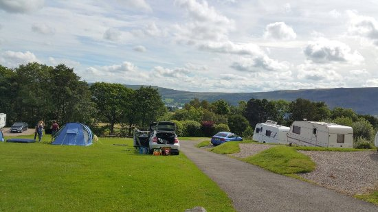 Watermillock, UK: Great views and good size pitch