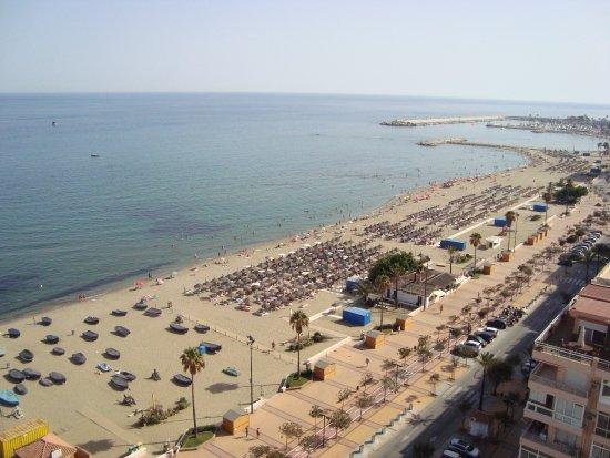 Yaramar Hotel: View from 12th floor