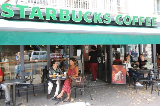 Photo of Coffee Shop Starbucks at 76-80, Avenue Du General Leclerc, Paris 75014, France