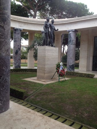 Sicily Rome American Cemetery and Memorial: photo3.jpg