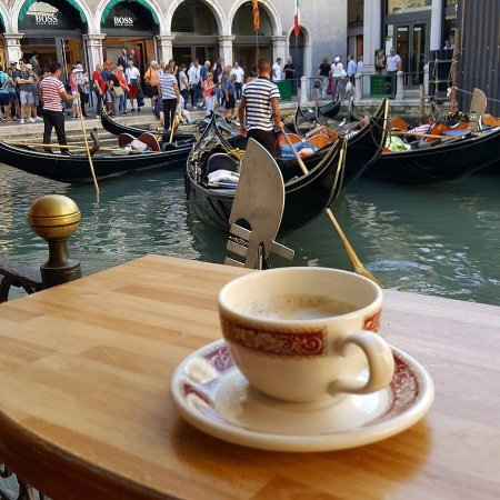 Cavalletto & Doge Orseolo : a tiny little balcony in loby
