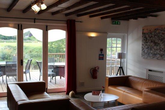 Entrance - Picture of The Chainbridge Inn, Kemeys Commander - Tripadvisor