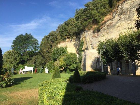 Rochecorbon, Frankrike: Les Hautes Roches