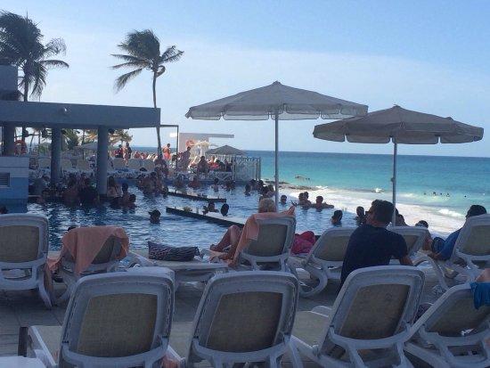 Hotel Riu Cancun: Fab time at the Riu Cancun, beach, food