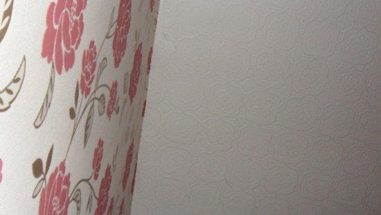 Near Sawrey, UK: Cobwebs above bed