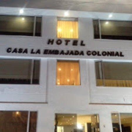 Hotel Casa La Embajada Colonial