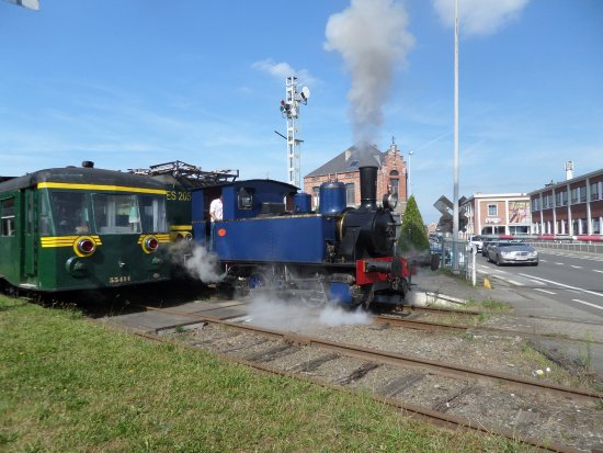 Steam Train Dendermonde-Puurs