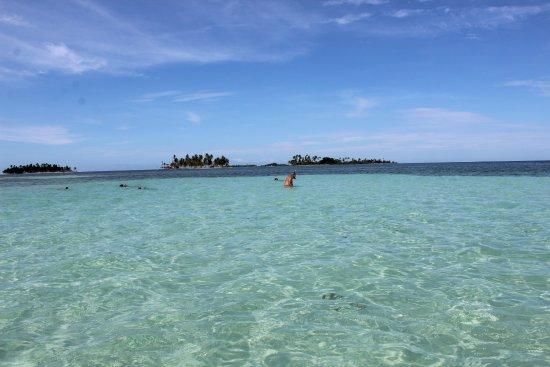 Provincia de Los Santos, Panamá: águas cristalinas