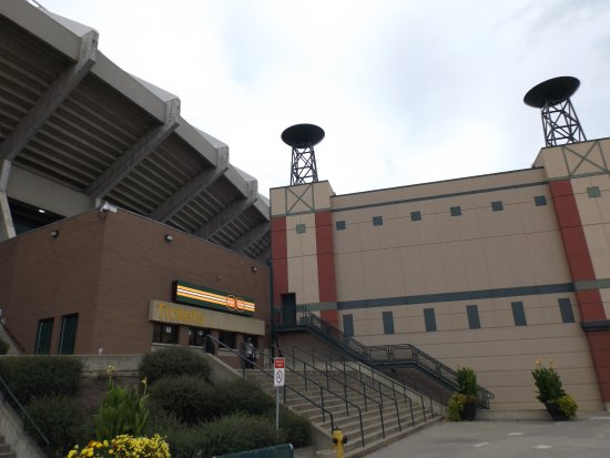 Picture Of Commonwealth Stadium Edmonton Tripadvisor